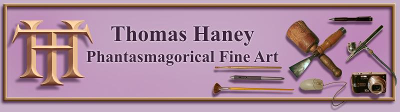 Banner for Thomas Haney's Art Gallery